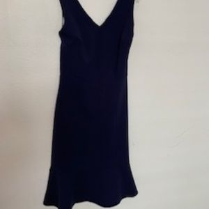BANANA REPUBLIC Black Dress, Size 2